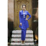 Kebaya Mahsuri - ROYAL BLUE