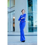 SALOMA-ROYAL BLUE