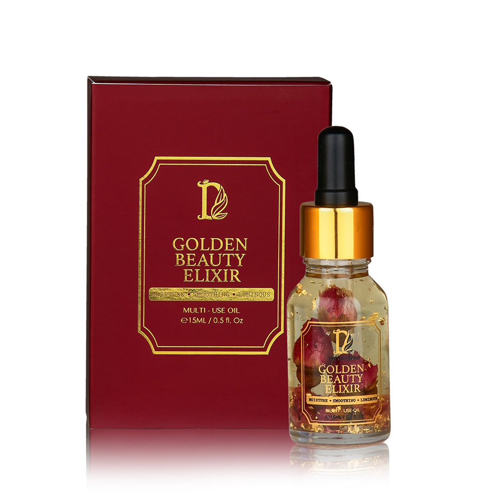 Golden Beauty Elixir - With Box